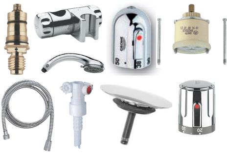 The Grohe Shower Bathroom Amp Kitchen Shop New Models And