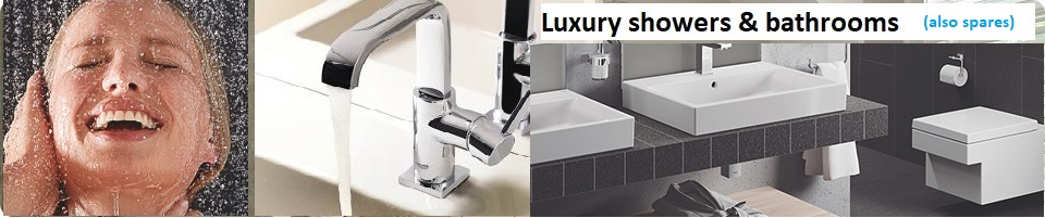 Top quality Showers and Bathroom items