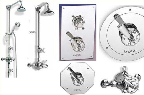 Barber Wilsons Taps Amp Showers Showers Direct2u Bathroom Technology Ltd