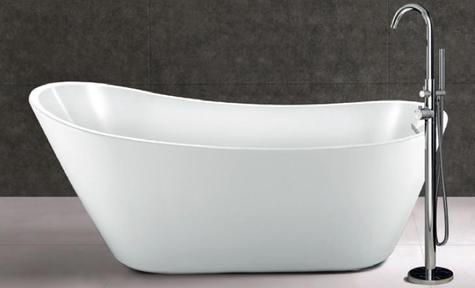 Synergy Fsb204 Arruba Modern Freestanding Bath